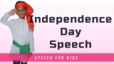 Independence Day Speech for Kids