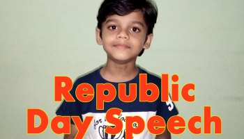 Republic Day Speech for Kids